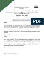 Argilas bentoníticas