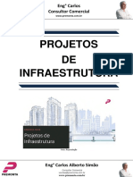 Projetos de Infraestrutura