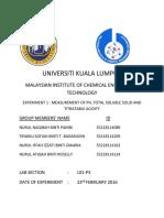 Ph Full Report