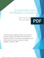 ++FORMULACION DE CASOS EN TERAPIA COGNITIVA