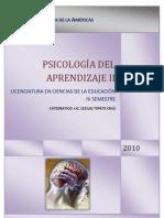 Antologia Psicologia Del Aprendizaje II