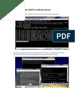 Tarea-DHCP