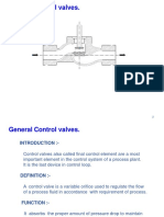 General Control Valves Training