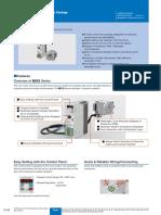 D04 BLE2 Brushless Motors AC Input