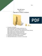 Fisa de lucru+fisa rezolvata Operatii cu fisiere si foldere_Catanus
