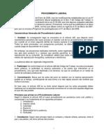 Apuntes Procedimiento Laboral-1