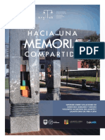 HACIA UNA MEMORIA COMPARTIDA (Argituz)