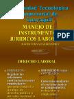 Derecho Laboral Del Ecuador Para Estudiantes- 2016- 2017