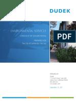 Dudek-Environmental Services Redacted