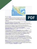 Periodizacion de Mexico
