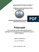 Polycopie Rahal Farid
