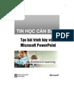 Trinh Bay Voi Power Point - Phan I