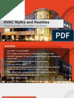 Hvac Myths Realities 2017