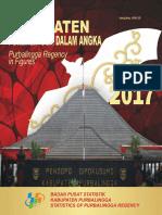 Kabupaten Purbalingga Dalam Angka 2017