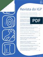 Revista Do IGP. Uma Discussão Sobre o Fenômeno Needle Slap...3. Locais de Crime- Fatores de Riscos e Prevenção...8