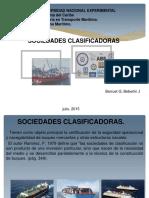 Sociedades Clasificadoras