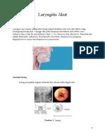 Laryngitis Akut