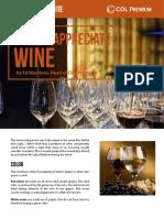 Wine Tasting Basic