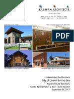 Kasavan Architects Architecture