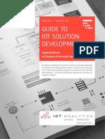 White Paper Guide to IoT Solution Development September 2016 Vf