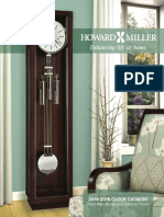 2014 Howard Miller Clock Catalog_LoRes_125dpi