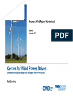 Ralf Schelenz Center for Wind Power Drives