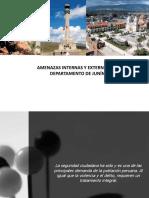 AMENZAS EXTERNAS E INTERNAS DE JUNÍN.pptx