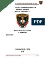 Cuadernillo Derecho Constitucional 16
