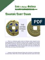 Monede chineze vechi