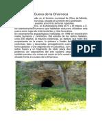 Cueva Charneca