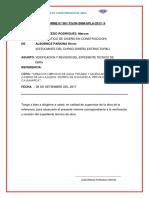 Salcedo Informe