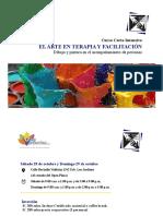 Arteterapia Vivencias Gestalt Grupo Perú