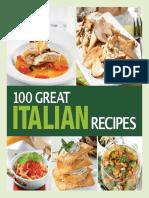 Academia Barilla - 100 Great Italian Recipes