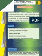 Unidad 1 Planeacion y Presupuestos (Planeacion Financiera)