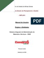 Manual Modulo Orgaos e Entidades 24-06-2010