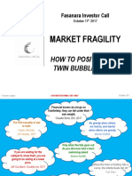Fasanara INVESTOR CALL - Market Fragility - How to Position for Twin Bubbles Bust (1)