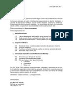 Carta de Presentación 01
