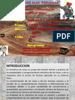 Mecanica de Rocas II