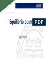 05 Presentacion Equilibrio Quimico