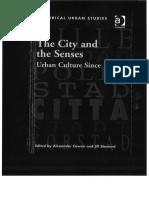 City and Senses