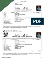 Poea Oec Printing