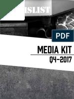 Armslist.com Q4 2017 Media Kit
