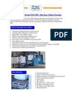 Model d30 Fibc Big Bag Filling Machine