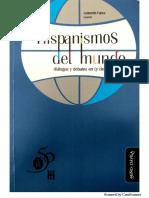 """""""Libros y literatura en el espacio latinoamericano"""", José Luis de Diego"""
