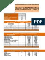 Estudio Financiero (Fase Dos)
