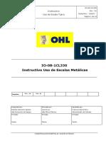 IO-08-1CL330 - Escalas Metalicas - Rev 01