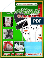 How to Make Ornaments 10 Christmas Ornaments to Make How to Make Ornaments 10 Christmas Ornaments