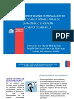 Microsoft PowerPoint - Presentacion PAC Carmen Bajo Chocalán 2.0
