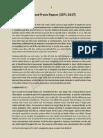 CSS Past Precis Papers (1971-2017)1