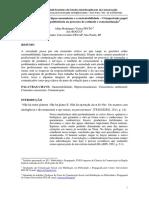 Análise Crítica Sobre o Hiperconsumismo e a Sustentabilidade